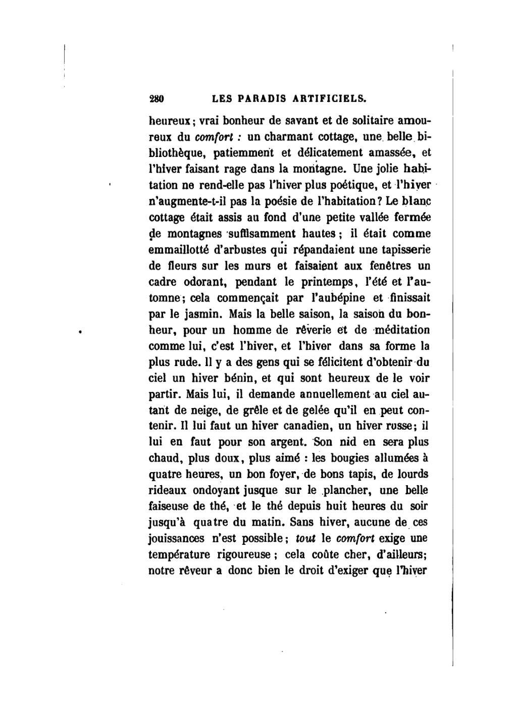 Pagebaudelaire Petits Poèmes En Prose 1868djvu288