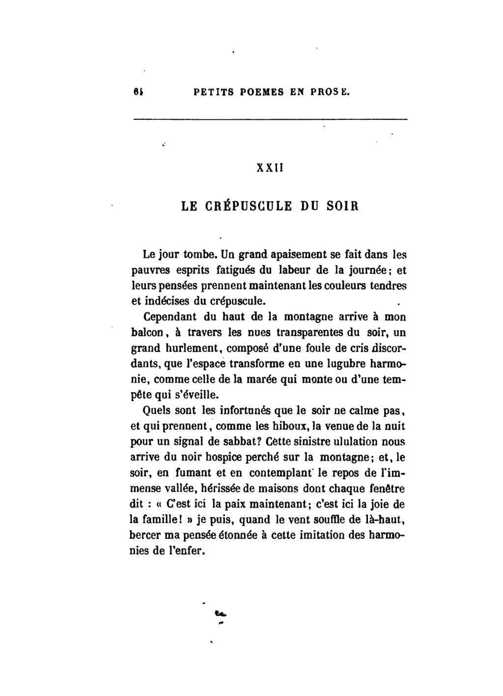 Pagebaudelaire Petits Poèmes En Prose 1868djvu72