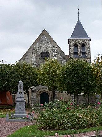 Bazoches-sur-Guyonne - Saint-Martin