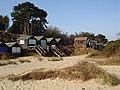 Beach Huts at Studland Bay - geograph.org.uk - 118198.jpg