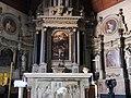 Beaumont-sur-Sarthe (Sarthe) église, autel et retable principal.jpg