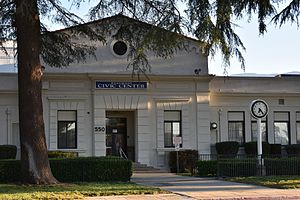 Beaumont, California - Beaumont Civic Center