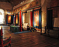 Bedroom in Dover Castle keep.jpg