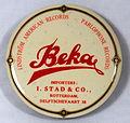 Beka Parlophone Records, Delftschevaart 38, reclame, foto 1.JPG