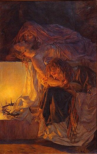 Bela Čikoš Sesija - The Mourning of Christ