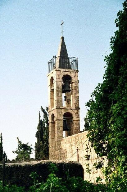 Bell tower st.simon