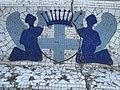 Bellesguard, escut de mosaic.jpg