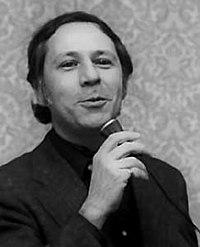 Ben Bova at Minicon 8(1974).jpg