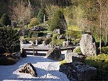 garten zen, kare-san-sui – wikipedia, Design ideen