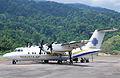 Berjaya Air DHC-7-110 Dash 7; 9M-TAK@TOD;12.08.2011618ap.jpg