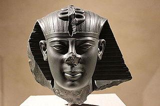 Tête d'Ahmôsis II