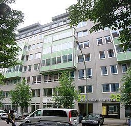 Zimmerstraße in Berlin