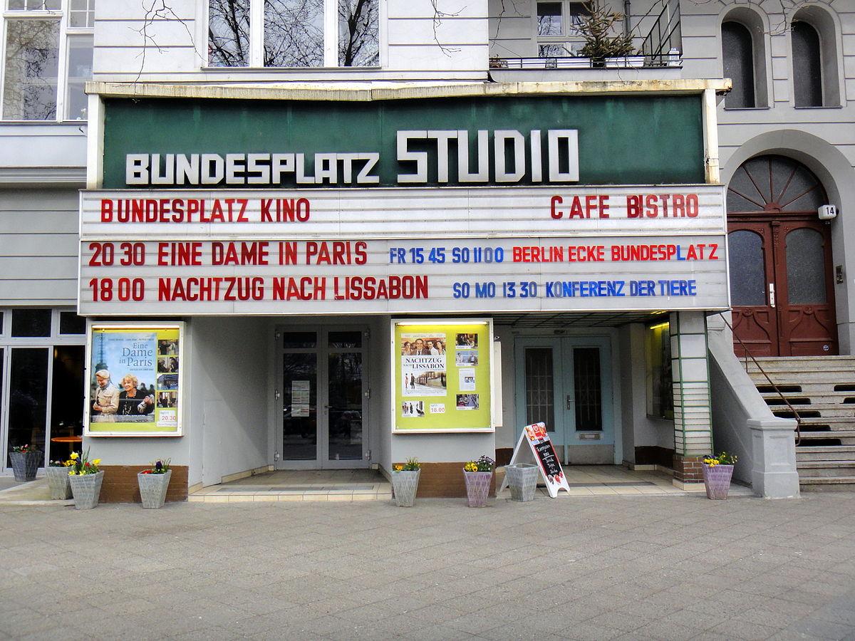 Bundesplatz Berlin Kino