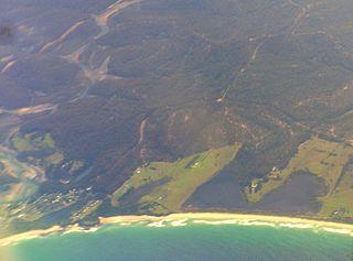 Bermagui River river in New South Wales, Australia