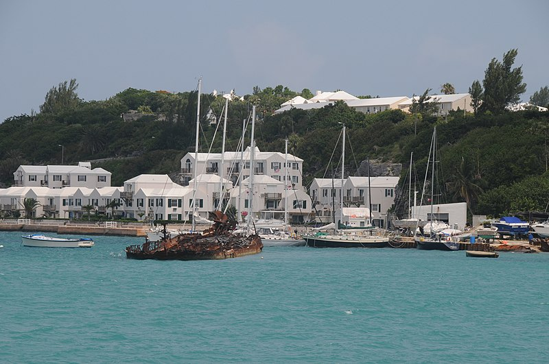 File:Bermuda - Entering St George's Harbour - panoramio.jpg