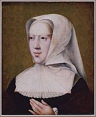 Portrait of Margareta of Austria