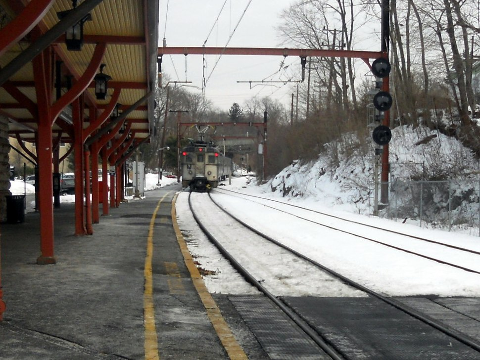 Bernardsville Station NJ