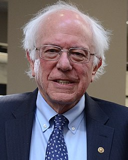 Bernie Sanders February 2019