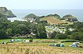 Berrynarbor, Watermouth Valley Camping Park - geograph.org.uk - 886361.jpg