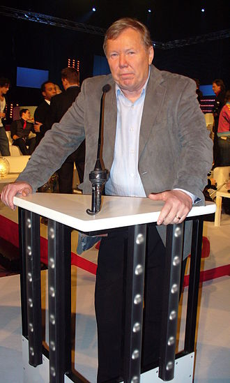 Bert Karlsson - Bert Karlsson in 2007