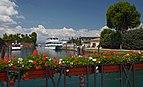 Berth in Peschiera del Garda. Lake Garda, Italy.jpg
