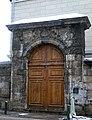Besançon - couvent des Cordeliers - portail.JPG