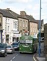 Bessie rolls into town - geograph.org.uk - 1401420.jpg
