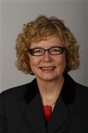 Beth Wessel-Kroeschell - 84th General Assembly portrait (2011)