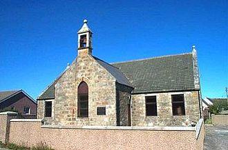 Bettyhill - The Free Church at Bettyhill