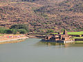 Bhutanatha temple complex in Badami with Agastya Lake.jpg