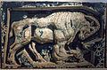 Bigot - Ram - Detail from the animal frieze series of the Porte Monumentale, Paris Universal Exposition, 1900.jpg