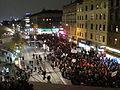 Bildungsaktionstag Demo-Wien 2009 Überblick ULP.jpg