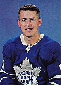 Billy Harris (ice hockey, born 1935)