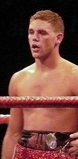 Billy Joe Saunders British boxer