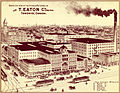 Bird's eye view of the store and factories of the T. Eaton Co. Limited Toronto Canada.jpg