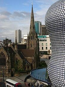 Birmingham – Wikipedia, wolna encyklopedia