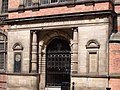Birmingham and Midland Institute (formerly The Birmingham Library) - closed gate (3669428482).jpg