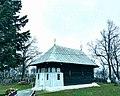 """Biserica de lemn """"Adormirea Maicii Domnului"""" a fostului schit Hârsova """"Sf. Nicolae"""".jpg"""