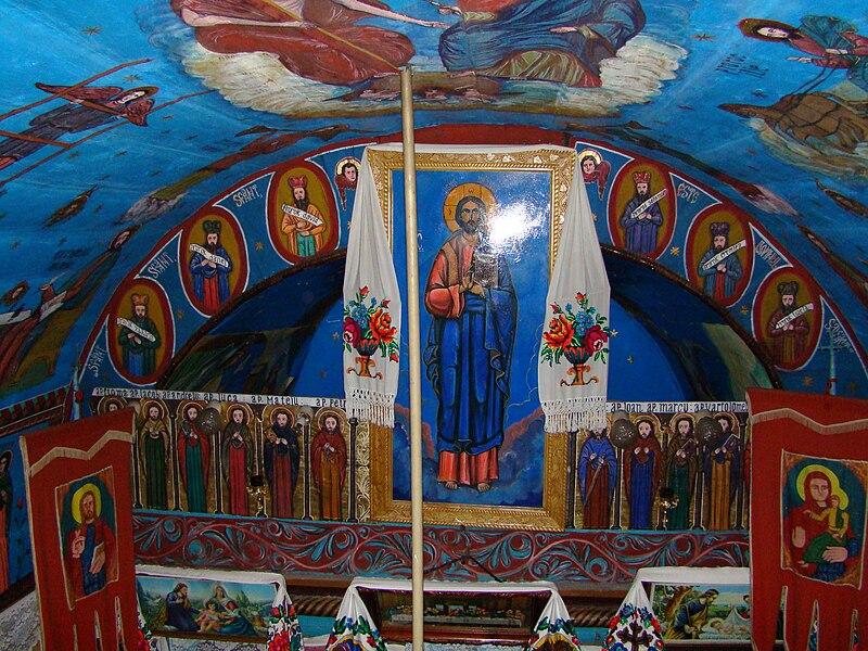File:Biserica de lemn din Peteritea (12).JPG