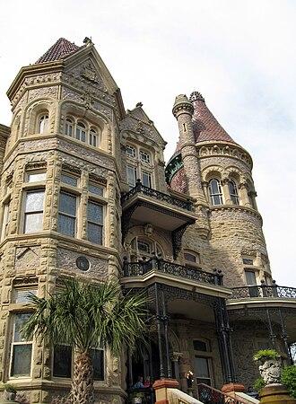 Nicholas J. Clayton - Image: Bishop's palace front
