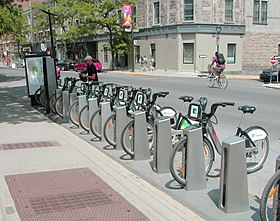 Image illustrative de l'article BIXI (Montréal)