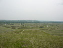 Blackfoot Crossing National Historic Site of Canada.JPG