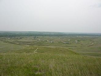Blackfoot Crossing - Image: Blackfoot Crossing National Historic Site of Canada