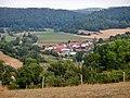 Blick nach Ilshofen mit Gasthaus Manfred Guttknecht - panoramio.jpg