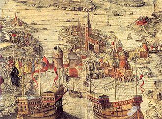 Stockholm Bloodbath - Stockholm Bloodbath as it was depicted in Blodbadsplanschen.