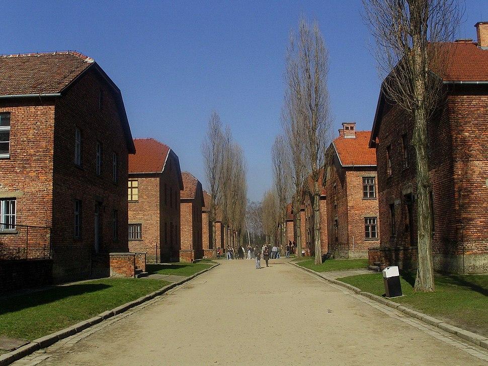 Bloki Auschwitz