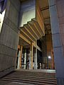 Blue hour at Boston City Hall 01.jpg
