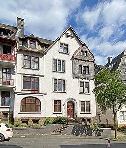Blumentalstraße in Remscheid