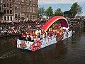 Boat 36 Frank, BNN, 3FM, Canal Parade Amsterdam 2017 foto 2.JPG