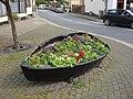Boat Flowerbed - geograph.org.uk - 787922.jpg